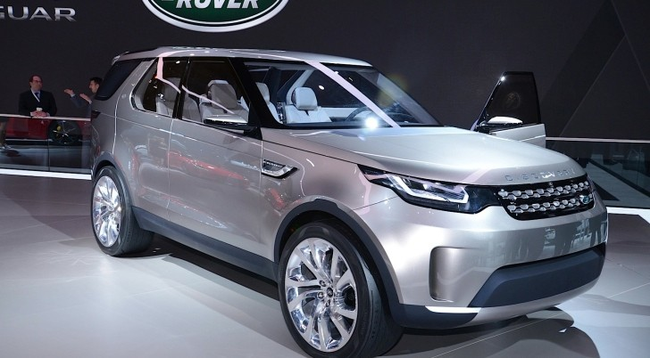 Land Rover Confirms 2015 Discovery Sport Production At