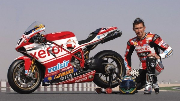 Legendary Ducati Rider Troy Bayliss Back in World ...
