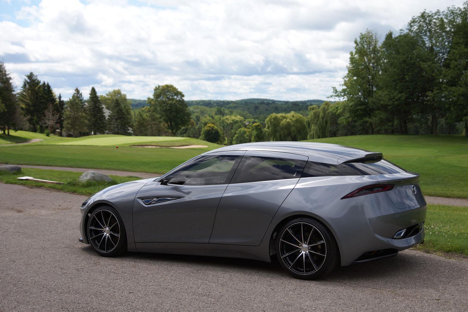 Mazda Deep Orange 3 Concept Revealed Autoevolution