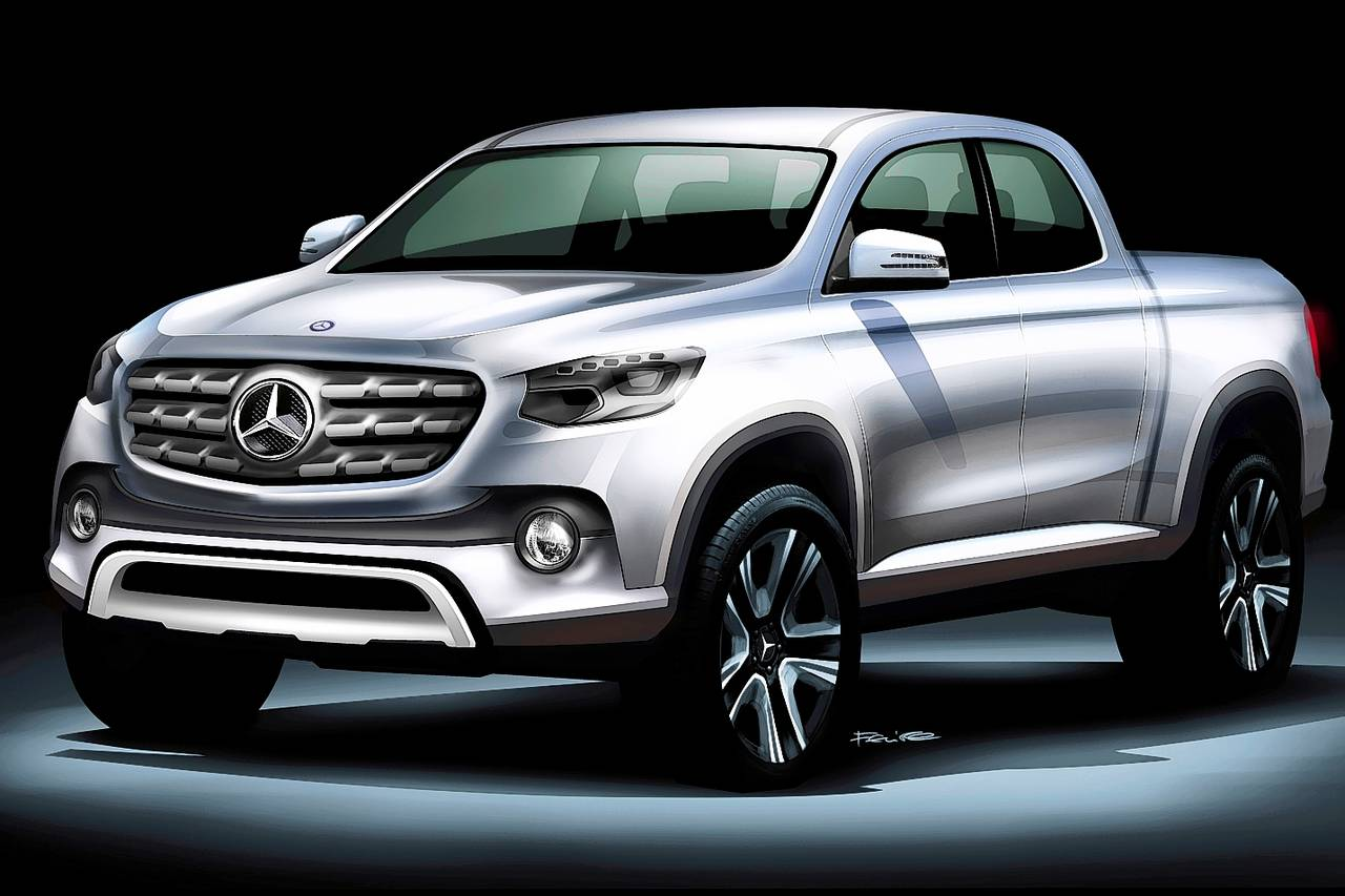 Then browse inventory or schedule a test drive. Mercedes-Benz Premium Pickup Truck Officially Confirmed