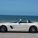 Mercedes Benz Sls Amg Gt Roadster Gets Reviewed By Autoblog Autoevolution