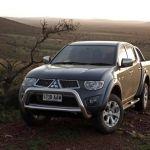 Mitsubishi Triton Ute Gets 4x4 Of The Year Award Autoevolution