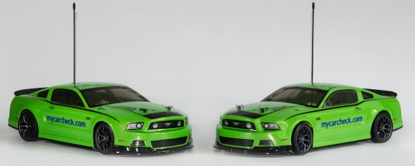 My Car Check Website Is Giving Away Five Green Mustang RC ...