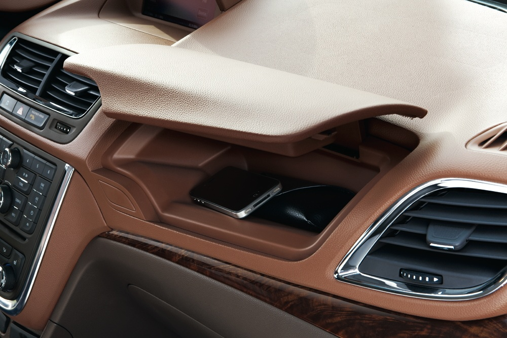 New Buick Encore Is Packed With Cup Holders And Cubbies