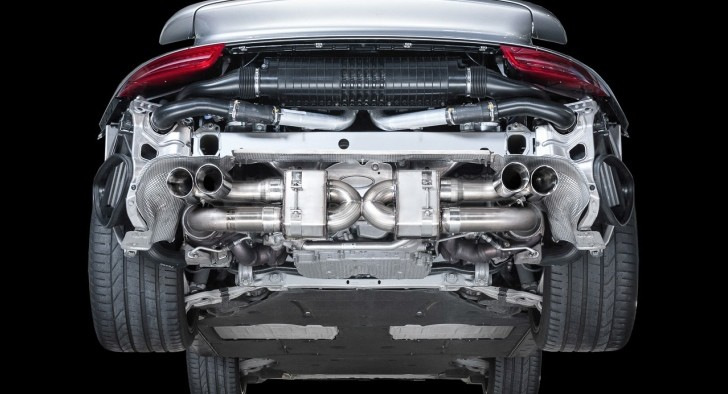 turbo s receive awe tuning exhaust
