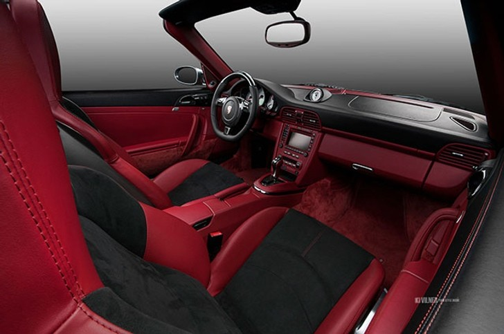 Porsche 911 Turbo Cabriolet Gets Carbon Fiber And