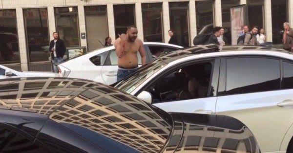 Road Rage Incident Between BMW Drivers Leaves Prius and ...