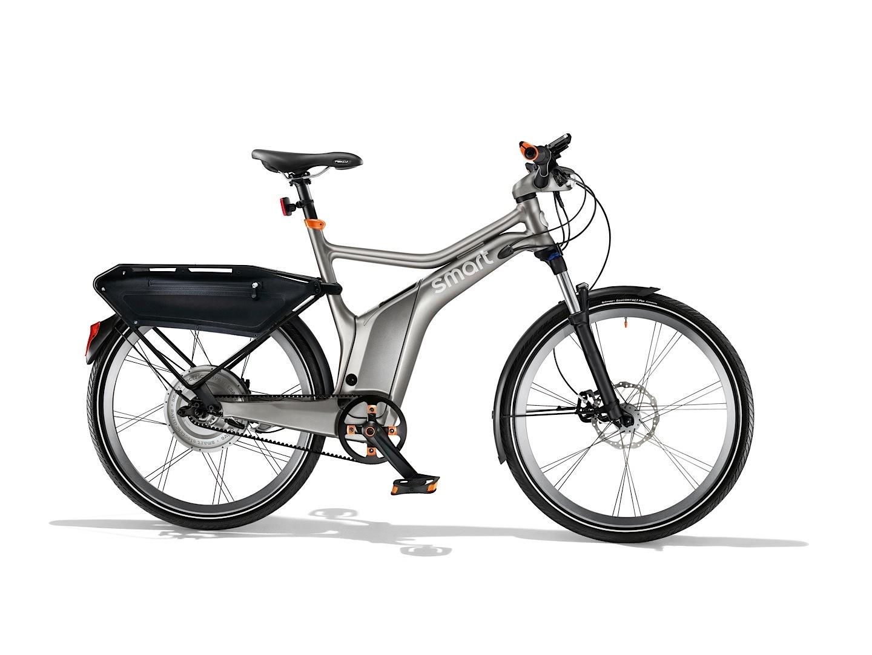 The Smart Ebike Gets New Accessories At Frankfurt