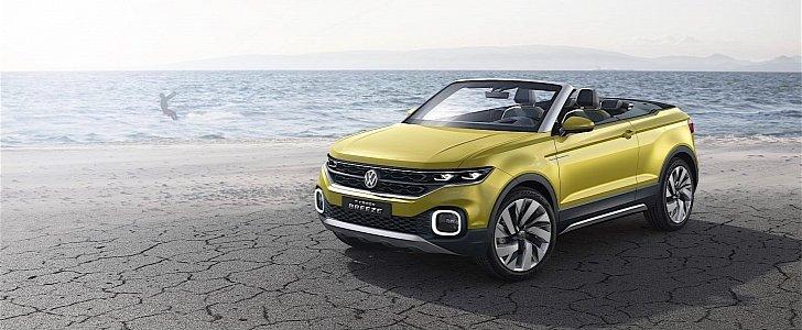 Volkswagen Confirms T Roc Cabriolet Production In 2020