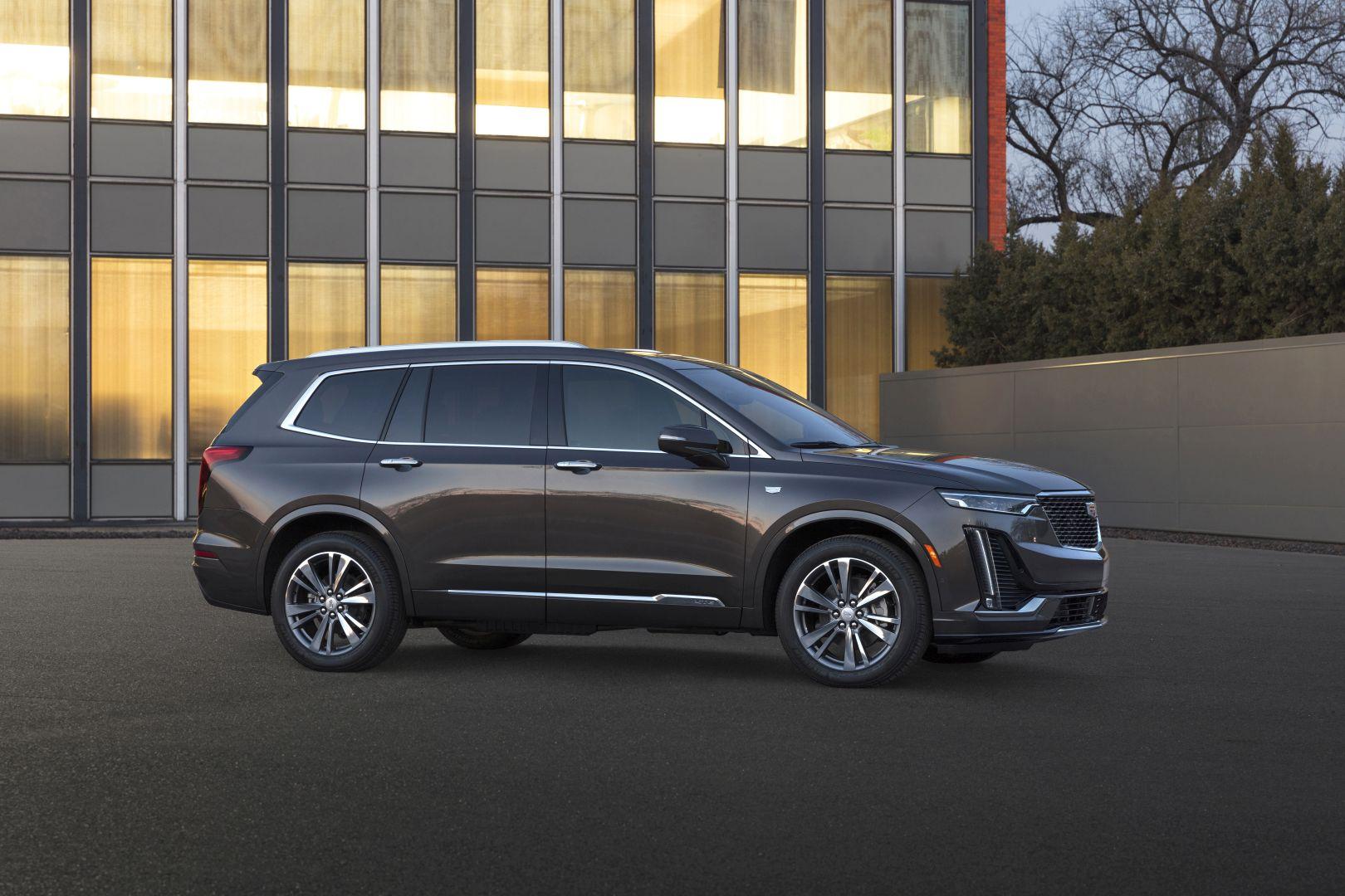 2020 Cadillac XT6 Review Autoevolution
