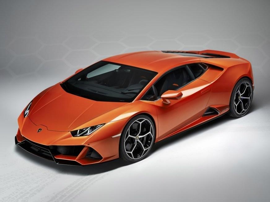 2020 Lamborghini Huracan Evo Review - autoevolution
