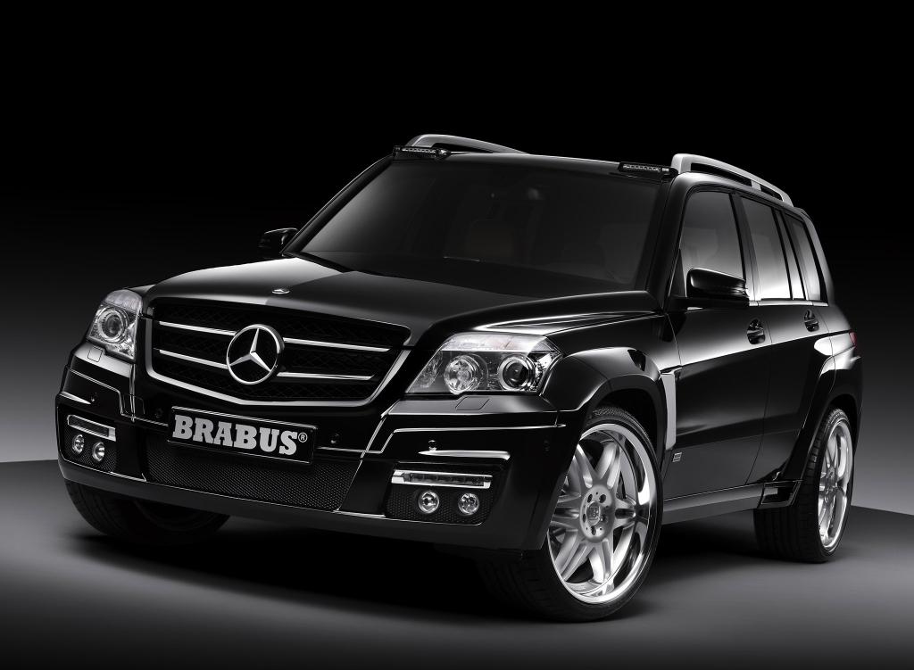 BRABUS MERCEDES BENZ GLK V8 61 Review Autoevolution