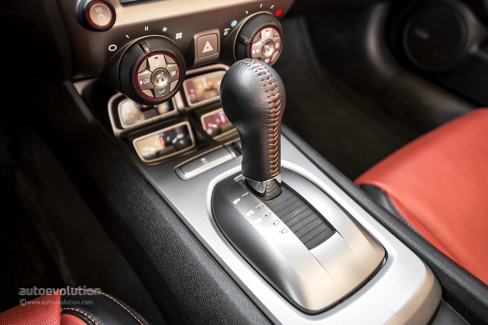 2014 CHEVROLET Camaro RS Convertible Review Autoevolution