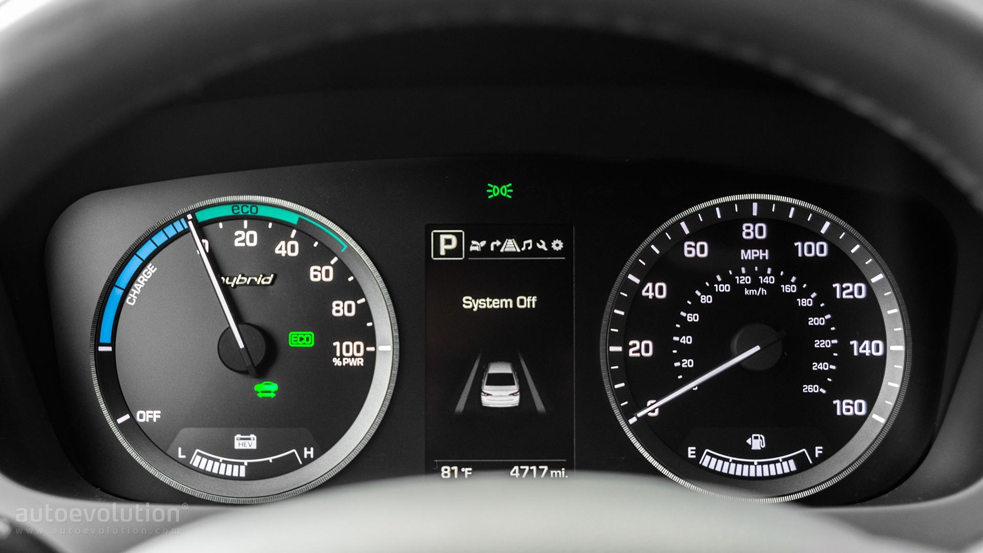 Hyundai motor america 1 of 114 2020 hyundai sonata 40. 2016 Hyundai Sonata Hybrid Review Autoevolution