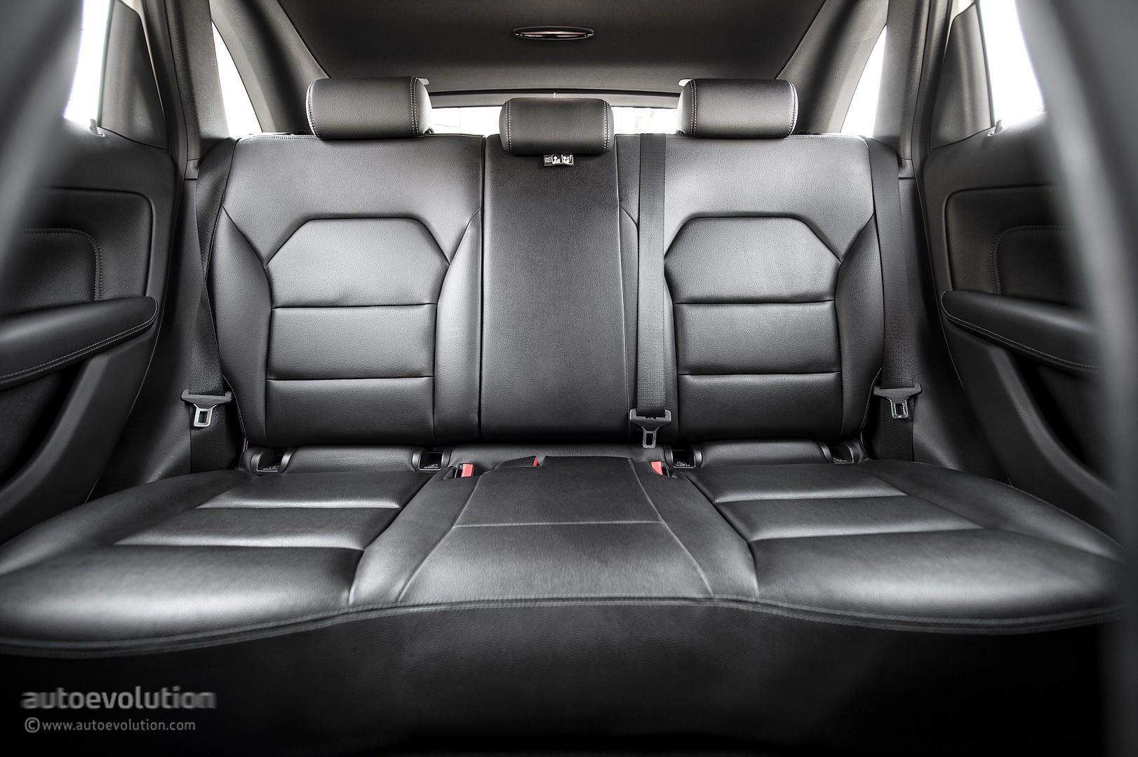 2015 Mercedes Benz B Class Review Autoevolution
