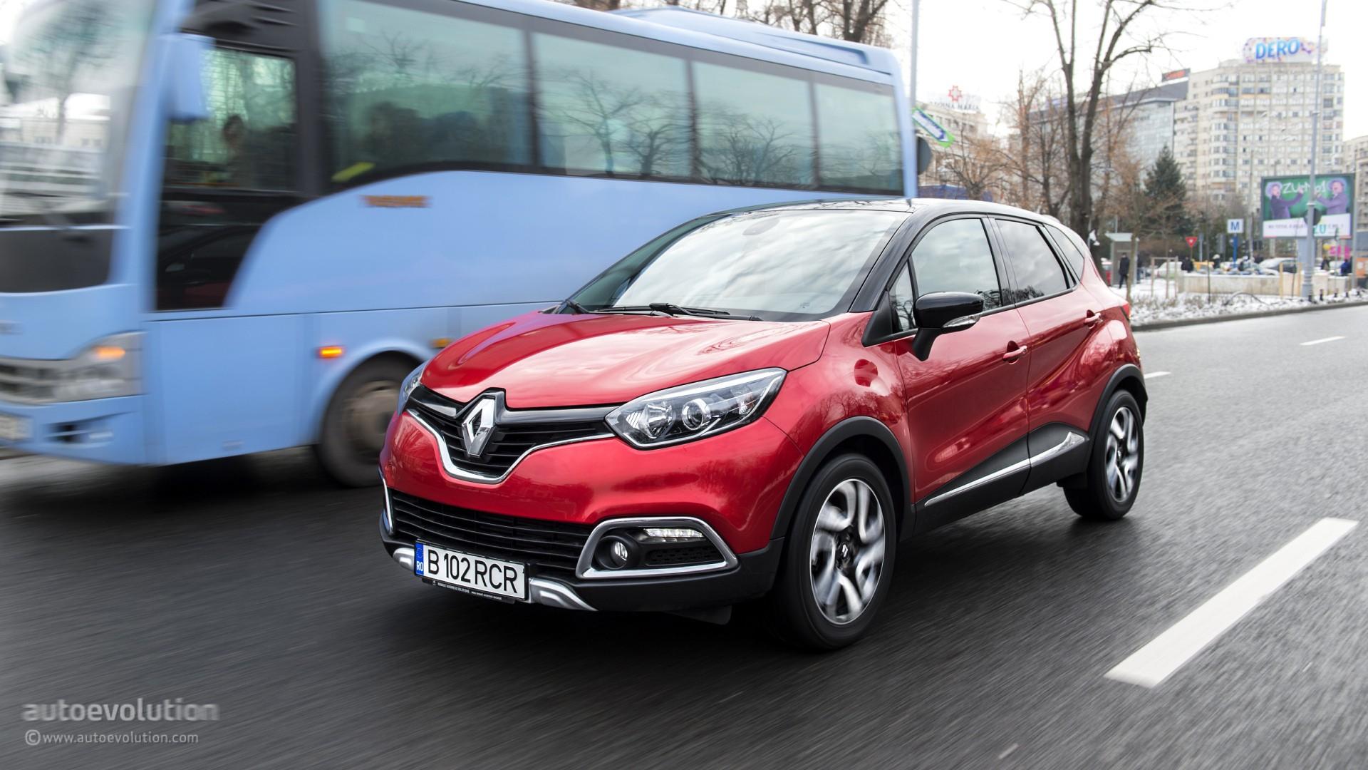 2015 Renault Captur Review Autoevolution