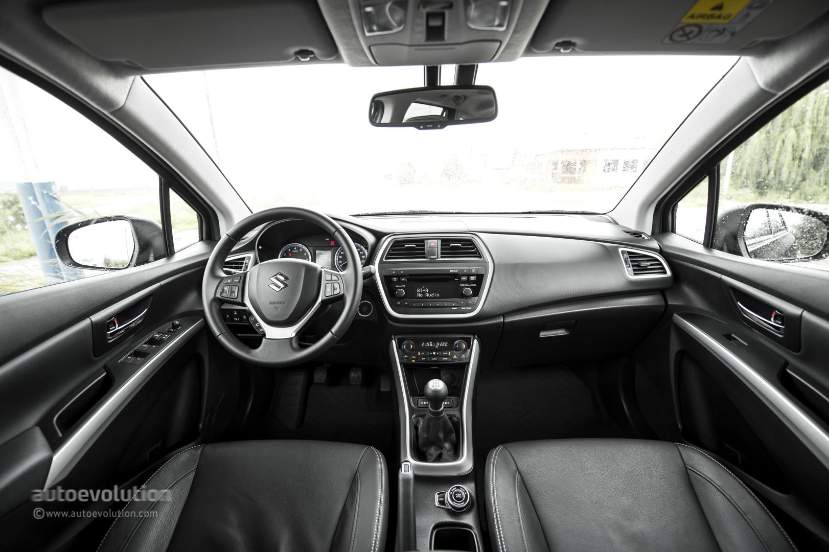 Suzuki SX4 S Cross Review Autoevolution