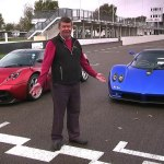 Pagani Huayra Vs Pagani Zonda On Track The Best Sounding Cars On The Planet Video Dailymotion