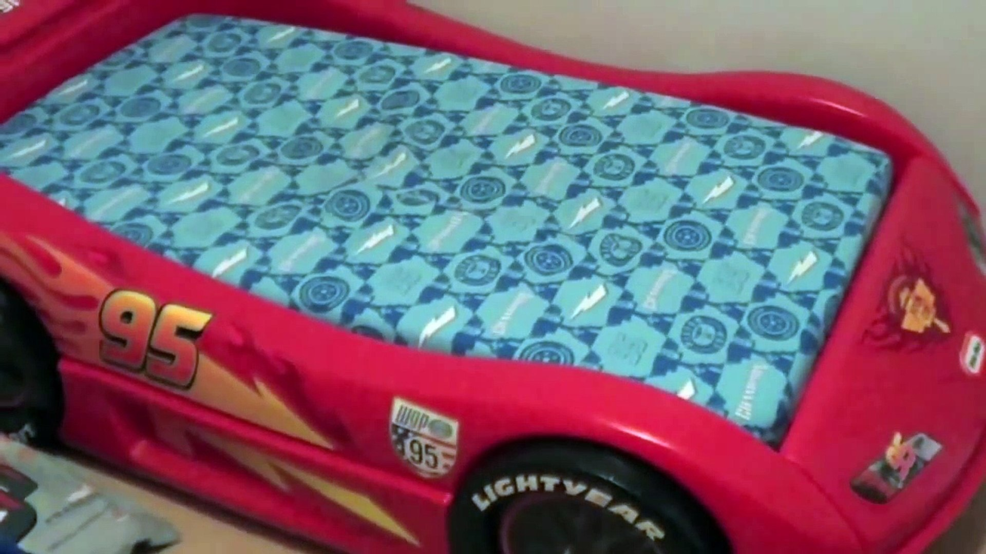 toddler cars bed assembly instructions disney lightning mcqueen little tikes race car bed