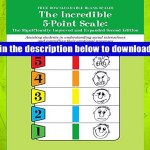 Popular Book Incredible 5 Point Scale The Significantly Improved And Expanded Second Edition Video Dailymotion