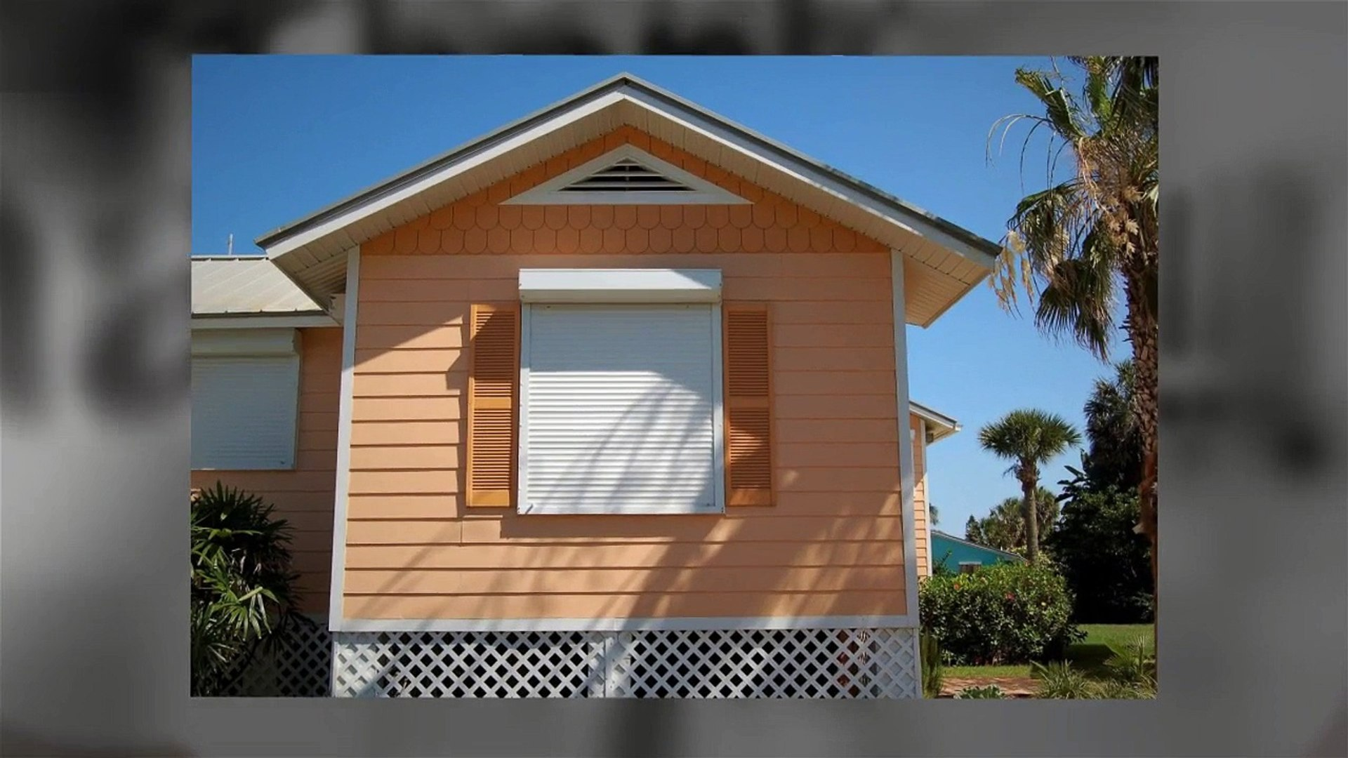 Find The Florida Best Roll Down Hurricane Shutters