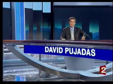 france 2 4 septembre 2006 meteo laurent romejko teasers jt 20h david pujadas