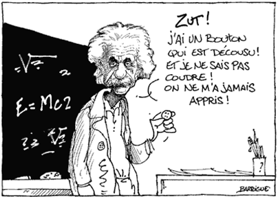 """Caricature """"Barrigue"""" http://www.barrigue.ch/"""