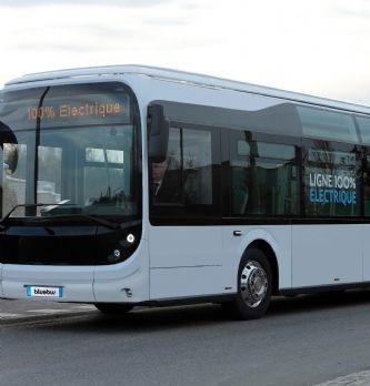 brest metropole experimente un bus electrique