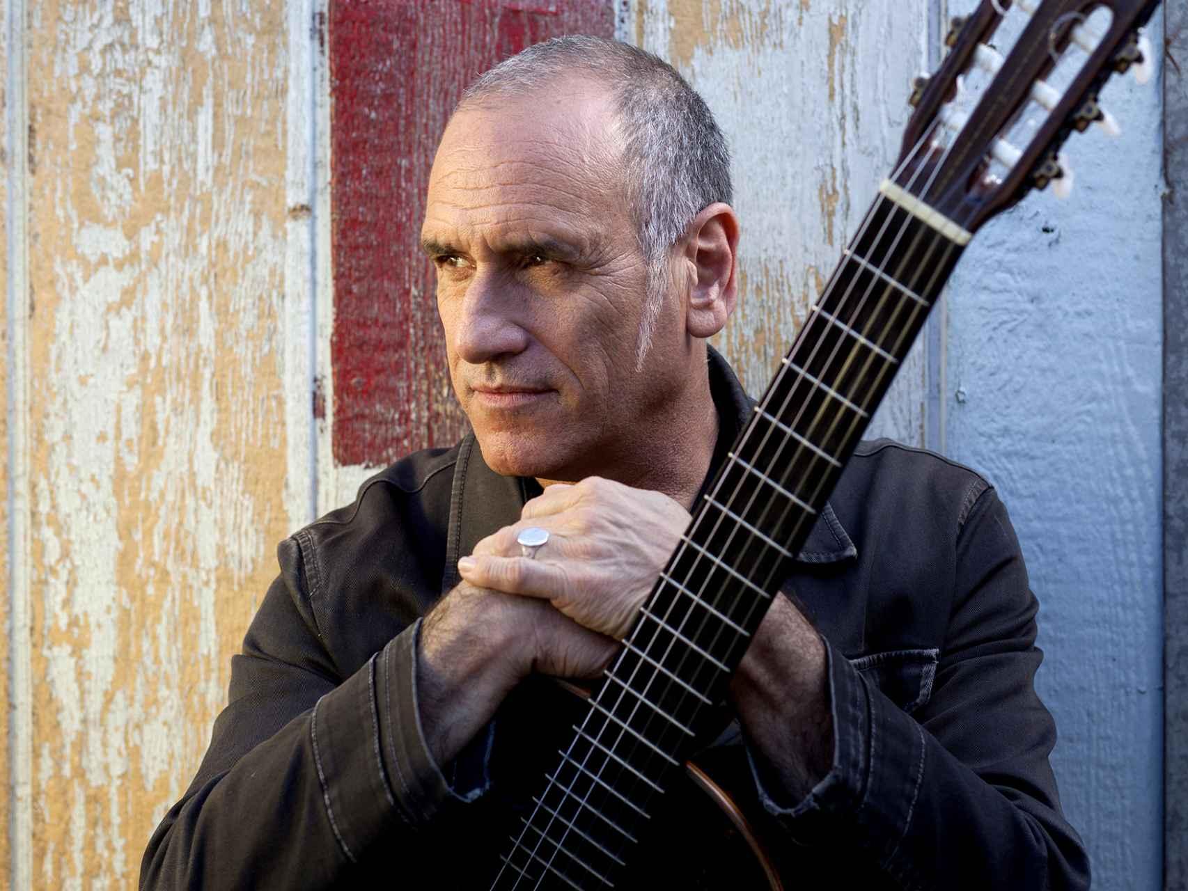 El músico israelí.