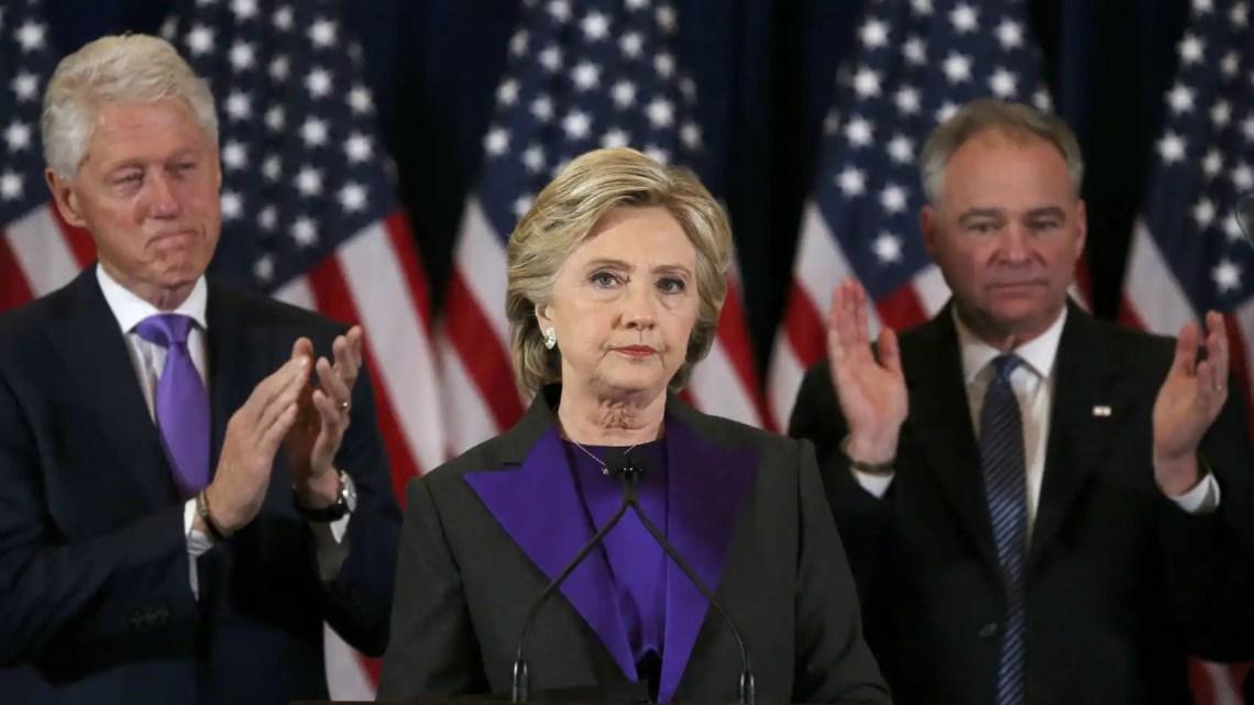 """Elecciones EEUU 2016: Clinton: """"Debemos aceptar el resultado y darle a  Trump la oportunidad de liderar el país"""""""