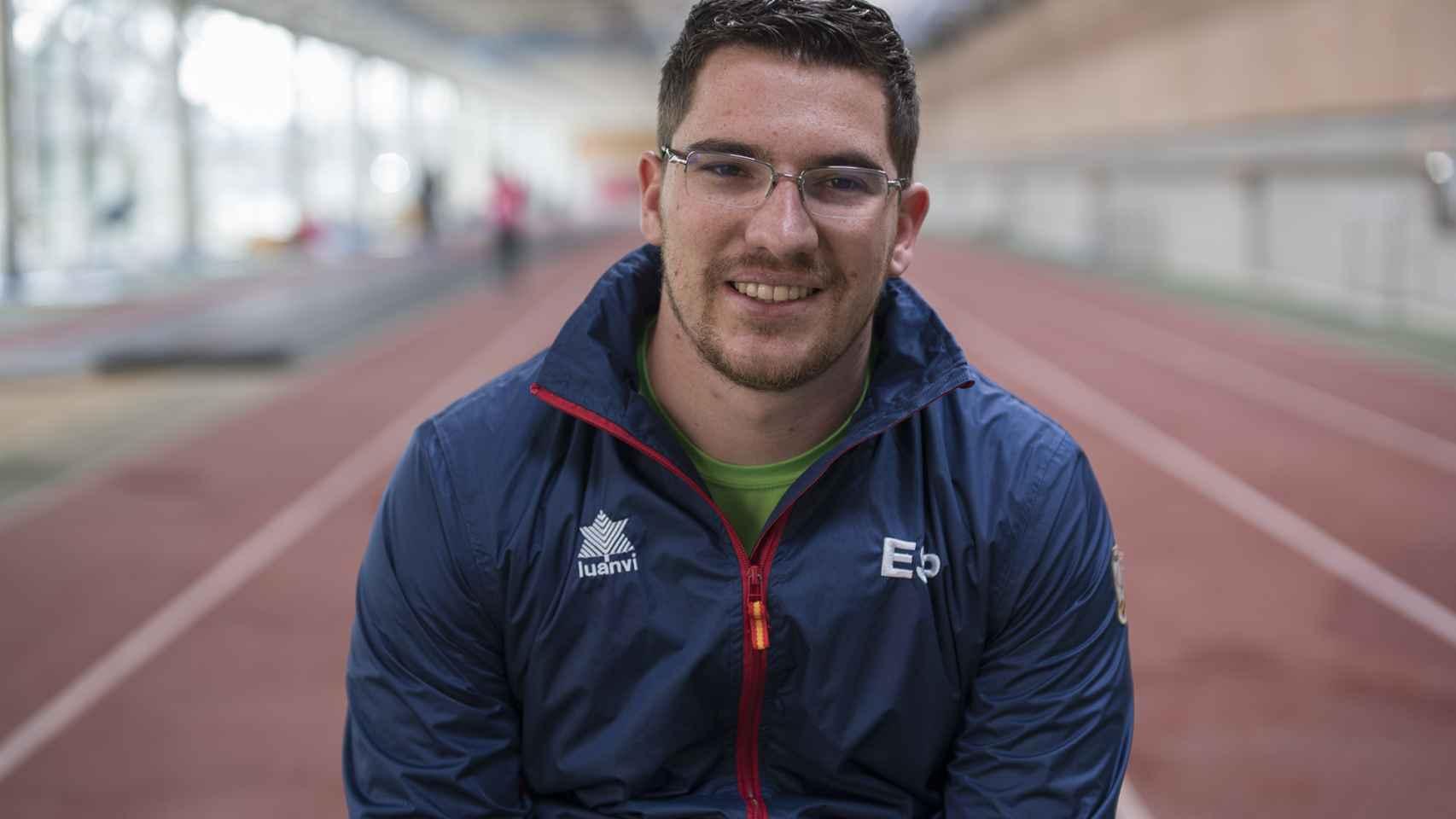 Héctor Cabrera, quinto en lanzamiento de jabalina en los Juegos Paralímpicos de Río 2016