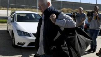 Así ha sido la entrada en prisión de Rodrigo Rato.