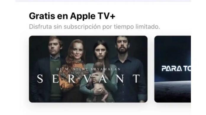 Free Apple TV+