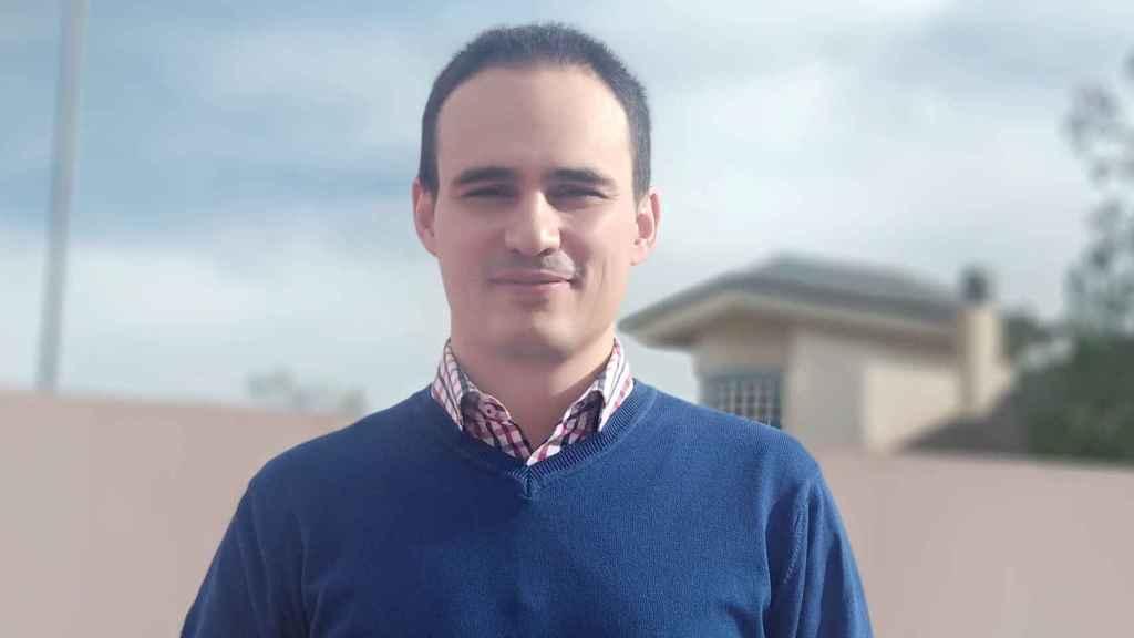 Carlos Gavilán, Director de Desarrollo de Negocio en Viometric Box.