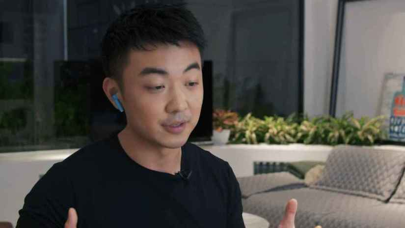 Carl Pei, speaking with Marques Brownlee about the OnePlus Nord.