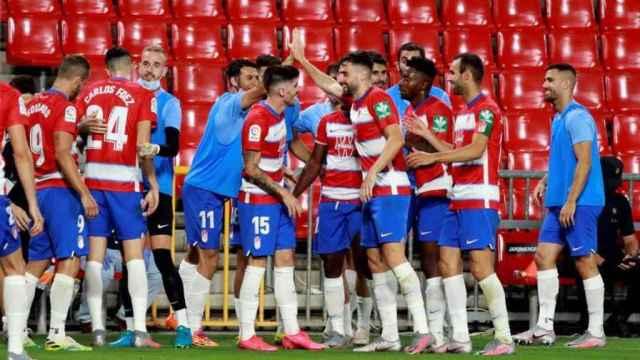 Granada 4-0 Athletic: El Granada gana al Athletic y se mete en la ...