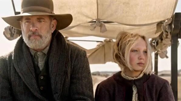 Crítica: 'Noticias del gran mundo', Tom Hanks en busca del hogar y la  redención en un emotivo western