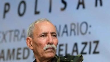 """Marruecos """"deplora la actitud de España"""" por acoger al líder del Frente  Polisario, Brahim Ghali"""