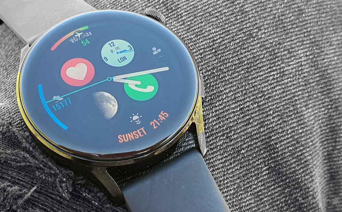 Interfaz del Huawei Watch 3