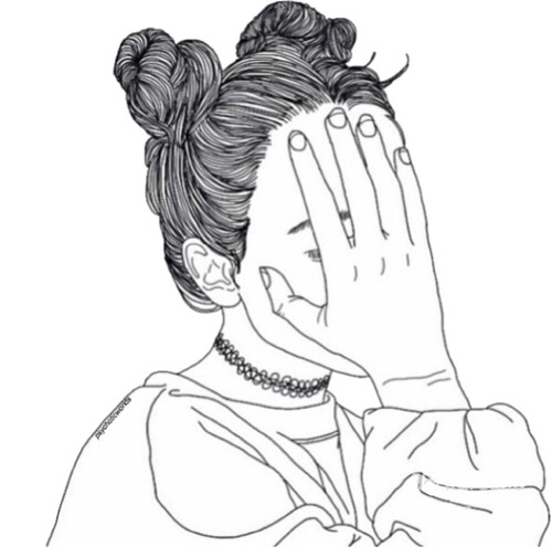 depression tumblr coloring pages