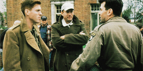 band of brothers, damian lewis, hbo, ron livingston ...