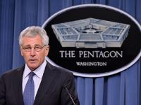 US Defence Secy Chuck Hagel arrives in India on 3-day visit