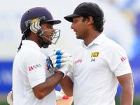 Jayawardene and Sangakkara build Sri Lanka's lead after Herath takes nine