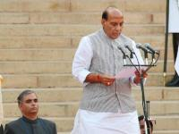Modi govt will rise above party politics, cooperate with all states, says Rajnath Singh