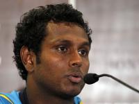 Sri Lanka's preparation for India series not 'ideal,' says Angelo Mathews