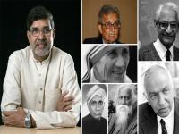 Photos Kailash Satyarthi enters Indian Nobel Prize winners' club