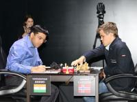 Chess World Championship: Anand holds Carlsen in 122 move marathon Game 7
