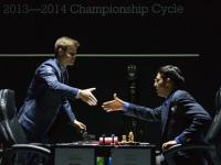 As it happened Game 2: Carlsen beats Anand to get first win