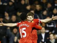 Gerrard will manage Liverpool one day, says striker Sturridge