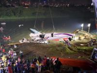Taiwan pays homage to TransAsia flight GE 235 crash victims